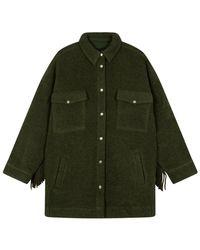 Alix The Label Jacket - 2108401077-714 - Groen