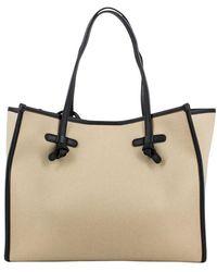 Gestuz Shopper Marcella Media Bag - Naturel