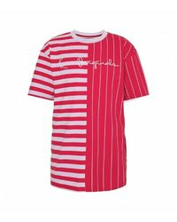 Karlkani T-shirt - Rood