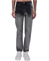 Mauro Grifoni Grifoni Jeans 5 Tasche - Grigio