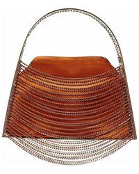 Benedetta Bruzziches Bag - Oranje