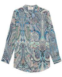 Ba&sh Blake Shirt - Blauw
