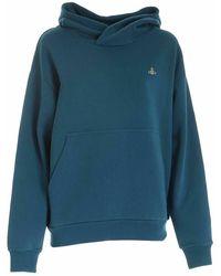 Vivienne Westwood Pullover sweatshirt - Bleu