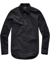 G-Star RAW Formal Shirt - Zwart