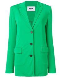 MSGM Jacket - Vert