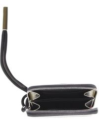 Marni Wallet With Zip - Rood