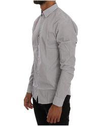 Frankie Morello Shirt - Grigio