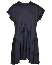 Borbonese Dress - Zwart