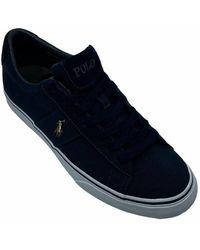 Ralph Lauren 816-749369-002 Sneakers - Blauw