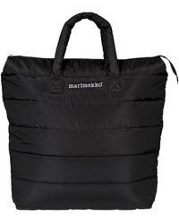 Marimekko Bag - Noir