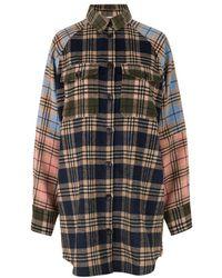 Munthe Luxor Shirt Jacket - Bruin