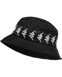 Kappa 304Krt0 Fisherman hat - Noir
