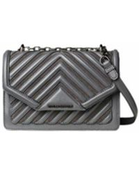 Karl Lagerfeld Classic Quilted Tas - Grijs