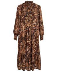 Vila Jurk 14065437 Vievs Dress - Zwart
