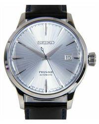 Seiko Presage watch - Weiß