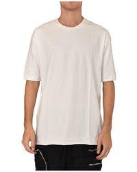 Thom Krom T-shirt Girocollo - Wit