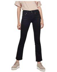 G-Star RAW Bootcut Jeans - Zwart