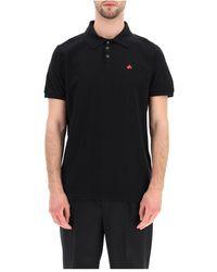 AllSaints Polo Shirt - Zwart