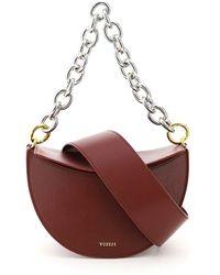 Yuzefi Doris Bag With Chain - Bruin