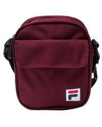 Fila Tracolla Milan Pusher Bag - Rood
