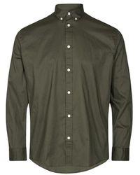 Minimum 6952 Shirt Climbing - Groen