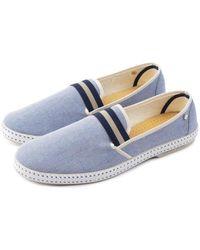 Rivieras Shoes Azul