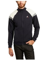 Le Coq Sportif Sweatshirt Essentials - Blauw