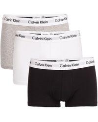 Calvin Klein - 3-pack Trunk - Lyst