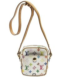 Louis Vuitton - Pre-owned Ltd. Ed. Takashi Murakami Multicolore Rift - Lyst