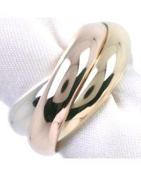 Cartier Ring - Geel