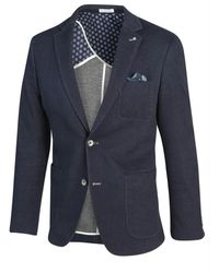 BLUE INDUSTRY Blazer Colbert - Blauw