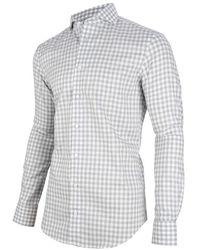 Cavallaro Stevano shirt - Gris