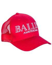 Ballin Amsterdam Cap - Rood