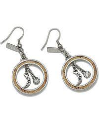 P.A.R.O.S.H. Smykke - Jpcm1000_142 Earrings - Gris