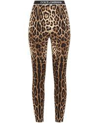 Dolce & Gabbana Trousers - Meerkleurig