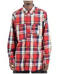 Engineered Garments Shirt - Rot