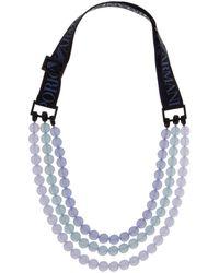Emporio Armani Necklace - Blauw