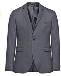 Jack & Jones - Blazer Classic Navy Slim Fit - Lyst