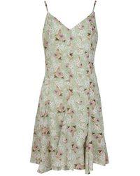 Lofty Manner Dress - Groen