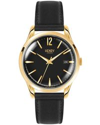 Henry London Westminster watch - Noir