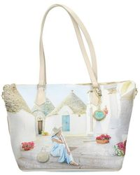 Y Not? Yes-396s1 Shopping Bag - Neutro