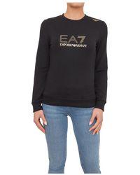 EA7 Sweatshirt - Zwart