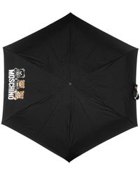 Moschino Accessories Umbrella - Zwart