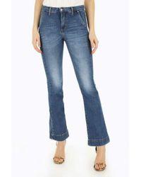 Please Jeans Azul