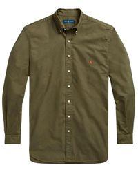 Ralph Lauren Shirt - Vert
