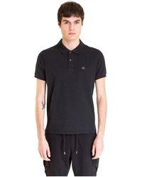 Patrizia Pepe Polo Overhemd - Zwart