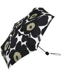 Marimekko Umbrella - Zwart