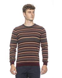 Alpha Studio Mosto Sweater - Marrone