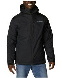 Columbia Wallowa Park Interchange Jacket - Zwart