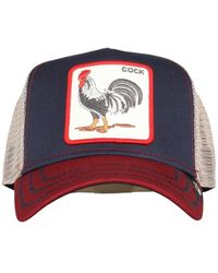 Goorin Bros All American Rooster Cap - Blauw